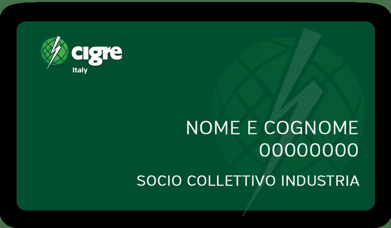 Socio Collettivo Industria - CIGRE Italia