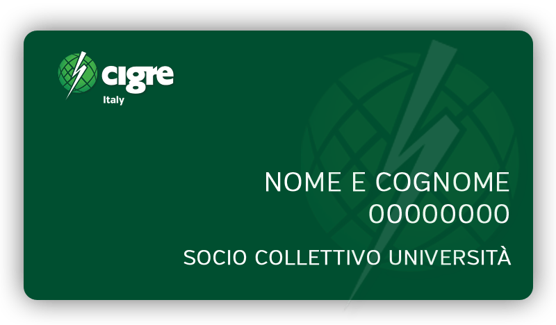 Socio Collettivo Università - CIGRE Italia